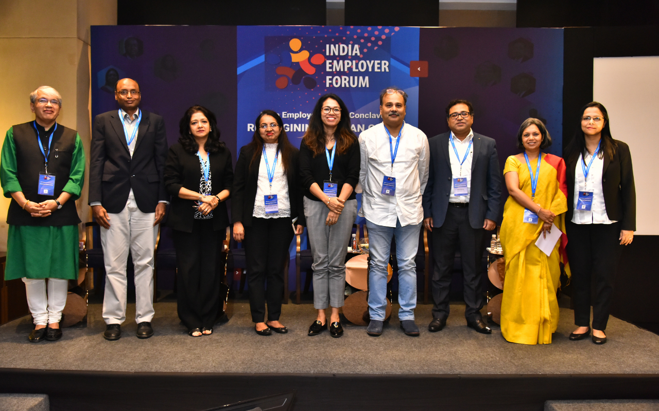 India Employer Forum Conclave on 'Reimagining Human Capital'