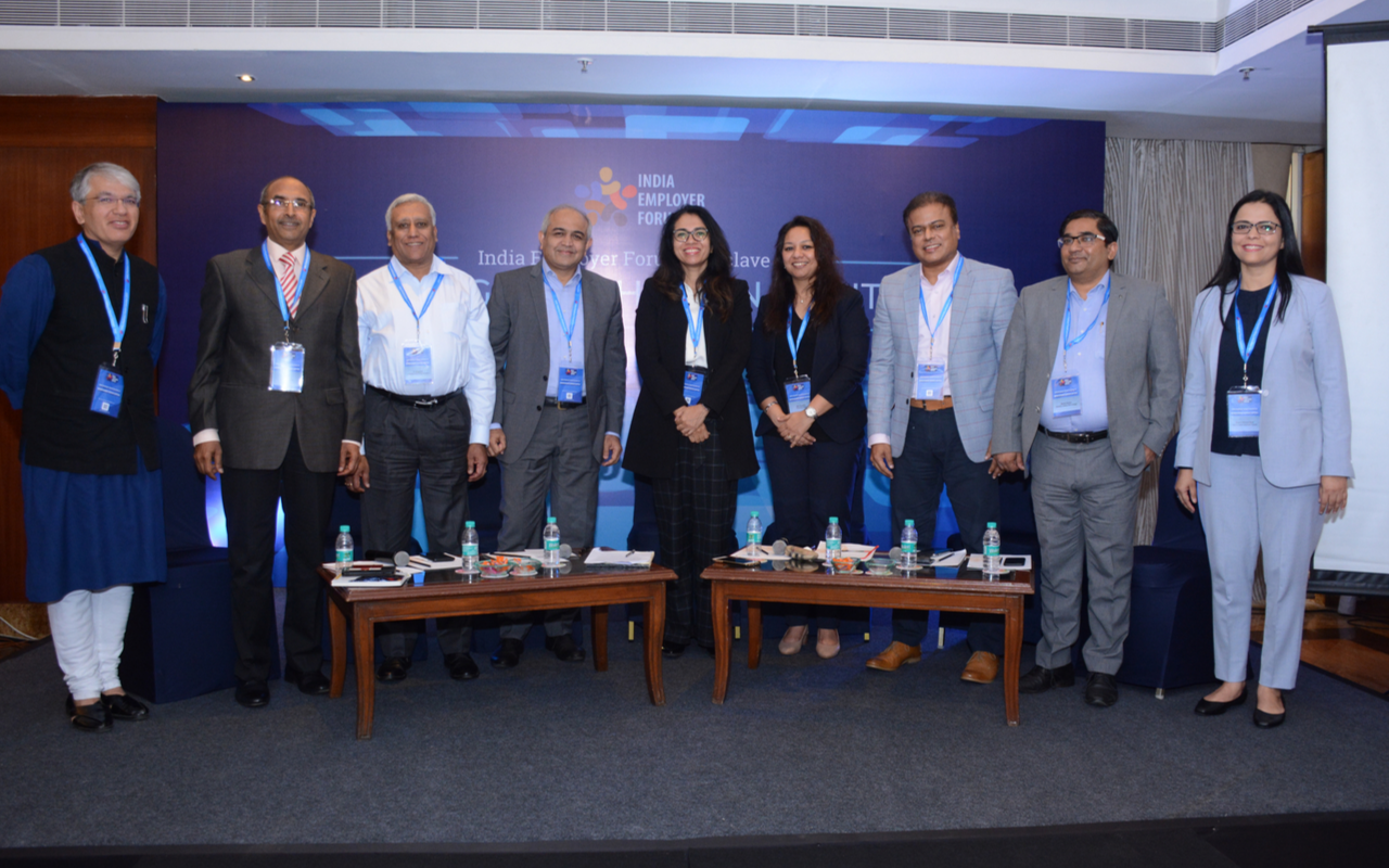 Doyens Of HR World Grace India Employer Forum Conclave In Mumbai
