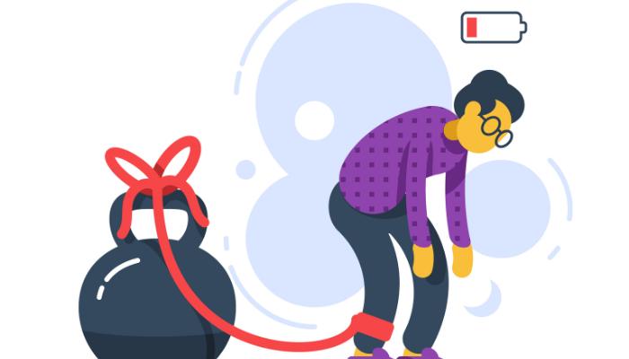 Employee Burnout At Work - India Employer Forum